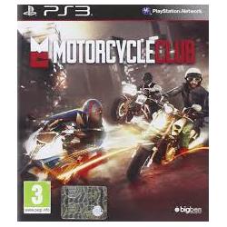 MOTORCYCLE CLUB [ENG] (używana) (PS3)