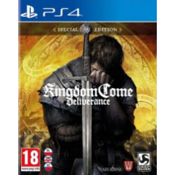 KINGDOM COME DELIVERANCE [ENG] (nowa) (PS4)