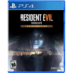 RESIDENT EVIL VII GOLD EDITION [POL] (nowa) (PS4)
