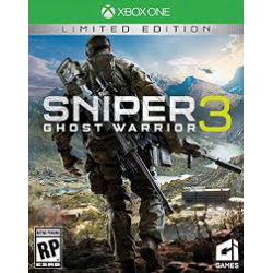 SNIPER 3 GHOST WARRIOR [POL] (nowa) (XONE)