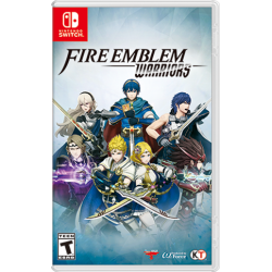 FIRE EMBLEM WARRIORS [ENG] (nowa) (Switch)
