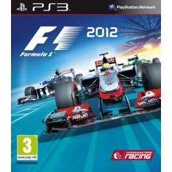 F1 2012 [ENG] (używana) (PS3)