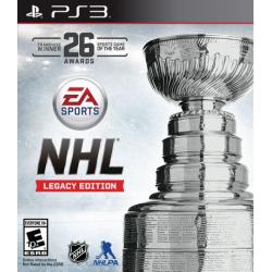 NHL LEGACY EDITION [ENG] (używana) (PS3)