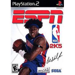 ESPN NBA 2K5 [ENG] (używana) (PS2)