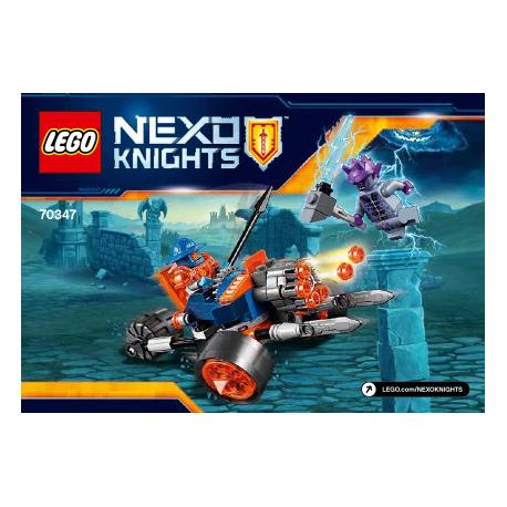KLOCKI LEGO NEXO KNIGHTS 70347 (nowa)