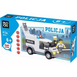 KLOCKI BLOCKI POLICJA KB6732 (nowa)