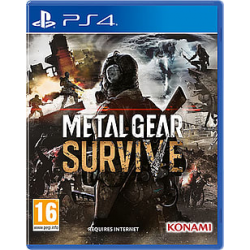 Metal Gear Survive [ENG] (nowa) (PS4)