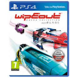 WIPEOUT OMEGA COLLECTION [POL] (używana) (PS4)
