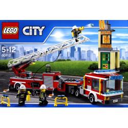 KLOCKI LEGO CITY 60112 (nowa)