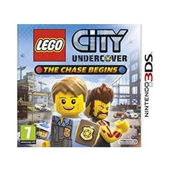 LEGO CITY UNDERCOVER [ENG] (używana) (3DS)