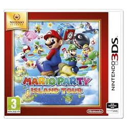 Mario Party Island Tour selects [ENG] (nowa) (3DS)
