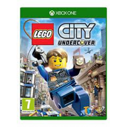LEGO CITY UNDERCOVER [POL] (nowa) (XONE)