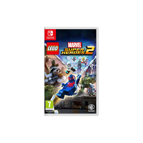 LEGO MARVEL SUPER HEROES 2 [POL] (nowa) (Switch) SP