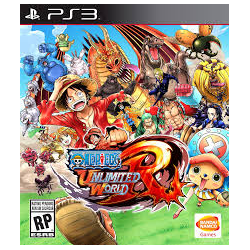 ONE PIECE UNLIMITED WORLD RED [ENG] (używana) (PS3)