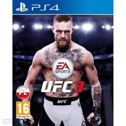 UFC 3 [POL] (używana) (PS4)
