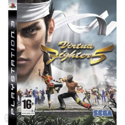 Virtua Fighter 5 [ENG] (nowa) (PS3)