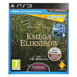 Wonderbook Księga Czarów [POL] (nowa) (PS3)