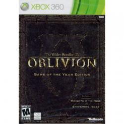 The Elder Scrolls IV Oblivion GOTY [ENG] (używana) (X360)