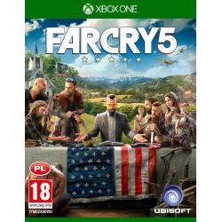 Far Cry 5  [POL] (nowa) (XONE)SP
