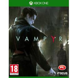 Vampyr Preorder 05.06.18 [POL] (nowa) (XONE)