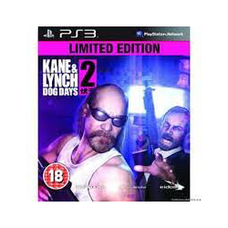 KANE AND LYNCH 2 DOG DAYS [ENG] (Limited Edition) (nowa) (PS3)