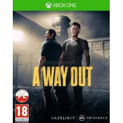 A WAY OUT [POL] (używana) (XONE)