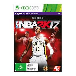 NBA 2K17 [ENG] (używana) (X360)