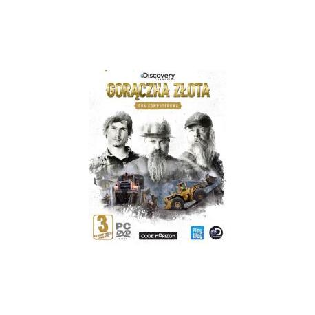 Gorączka Złota [POL] (nowa) (PC)