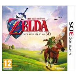 The Legend Of Zelda Ocarina of the Time [ENG] (używana) (3DS)