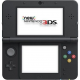 NEW 3ds Black + ładowarka (używana) (3DS)