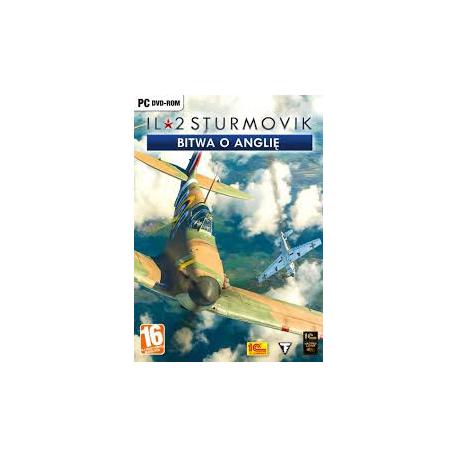 IL-2 Sturmovik bitwa o anglię [POL] (nowa) (PC)