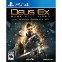 Deus Ex Mankind Divided Edycja Specjalna (używana) (PS4)