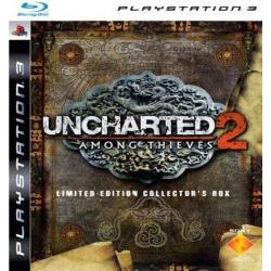 Uncharted 2 Steelbook [POL] (używana) (PS3)