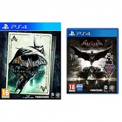 Batman Return to Arkham [POL] (nowa) (PS4)