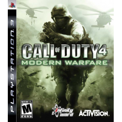 Call of Duty 4 Modern Warfare [GER] (używana) (PS3)
