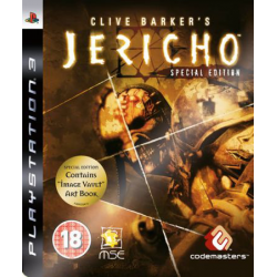 Clive Barker's Jericho Steelbook [ENG] (używana) (PS3)