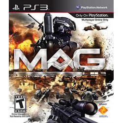 MAG Steelbook [ENG] (używana) (PS3)