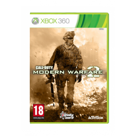Call of Duty Modern Warfare 2 Steelbook [ENG] (używana) (X360)/xone