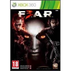F3AR + Film [GER] (używana) (X360)