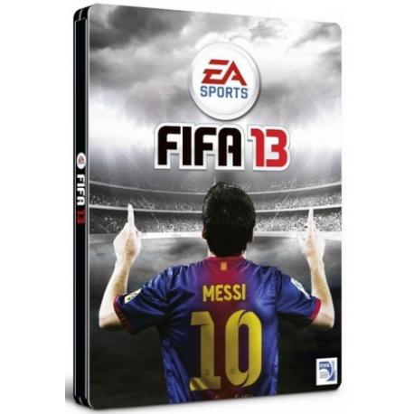 Fifa 13 Steelbook [ENG] (używana) (PS3)