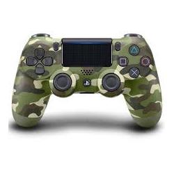PAD PS4 GREEN CAMOUFLAGE (używana) (PS4)