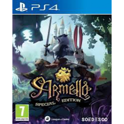 ARMELLO SPECIAL EDITION [ENG] (nowa) (PS4)