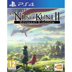 NI NO KUNI II REVENANT KINGDOM [ENG] (nowa) (PS4)