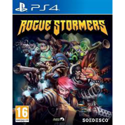 ROGUE STORMERS [ENG] (nowa) (PS4)