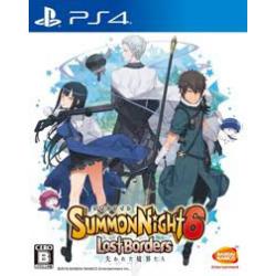 SUUMON NIGHT 6 LOST BORDRES [ENG] (nowa) (PS4)