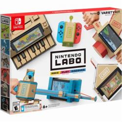 Nintendo Labo [ENG] (nowa) (Switch)