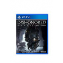 DISHONORED DEFINITIVE EDITION [GER] (używana) (PS4)