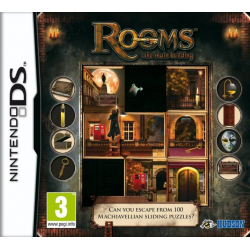 Rooms the Main Building [ENG] (używana) (NDS)