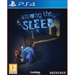 AMONG THE SLEEP [ENG] (używana) (PS4)