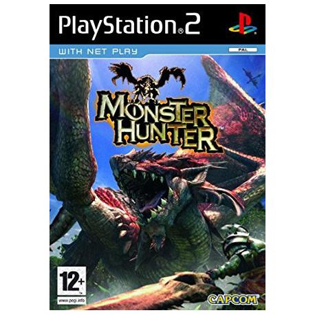 Monster Hunter [ENG] (używana) (PS2)